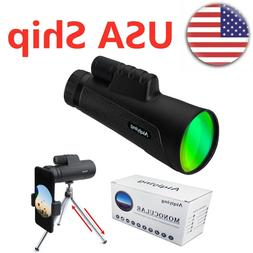 10x50 Monoculars Telescopes for Kids Adults Professional HD