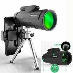 12X50 Day Night Vision HD Optical Monocular Hunting Camping