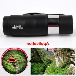 16 X 40 Camping Small Magnification Lightweight Hiking <font