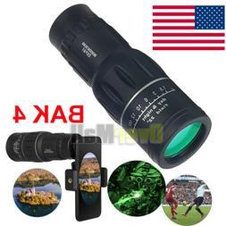 16x52 Binoculars with Night Vision BAK4 Prism High Power Wat