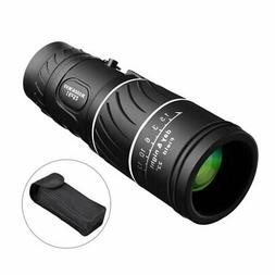 ARCHEER 16x52 HD Zoom Optical Telescope Monocular w/ Dual Fo