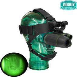 YUKON 1x24 Head Mount Night Vision Monoculars NVMT Spartan T
