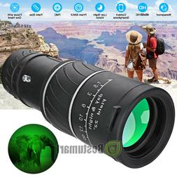 2020 New Day & Night 40x60 Binoculars Zooming BAK4 Hunting C
