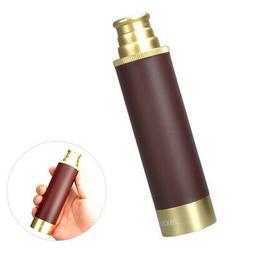Lixada 25x30 Pocket Zoomable Monocular Handheld Monocular Te