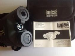 Bushnell 26-0400 Night Vision Binoculars 2.5x42mm, tripod Mo