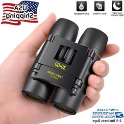 30x60 small compact binoculars for bird watching
