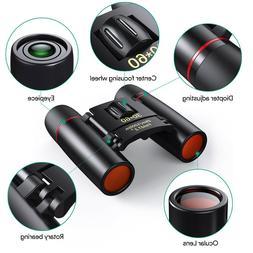 30X60 Zoom Binoculars Outdoor Camping Camping Hunting Low Li