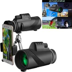 40*60 Magnification High-Power BAK4 Telescope With Fast Smar