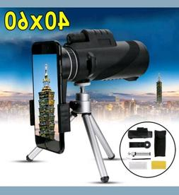40X60 HD Night Vision Phone Camera Lens Telephoto Telescope