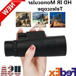 40x60 HD Optical Infrared IR Night Vision Video Camera Monoc