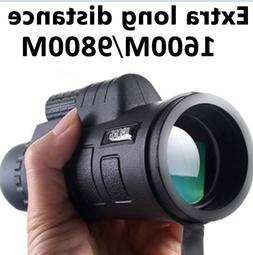 40x60 hd optics bak4 night vision monocular