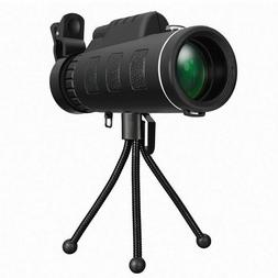 40X60 High-Definition Dual-Binoculars Monocular Telescope
