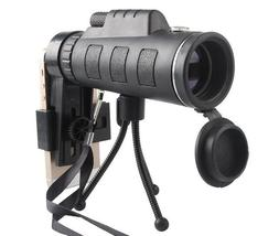 40x60 High Magnification Monocular Scope Telescope With Phon