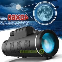 40X60 High Power Military Binoculars W/Night Version BAK4 FM