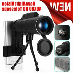 40X60 Monocular Telescope Scope Zoom  for Smartphone Camera