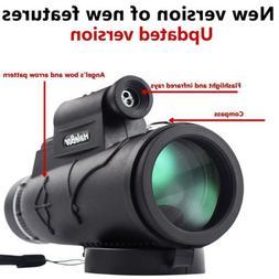 50X Magnification Pocket High Power Monocular Night Vision P