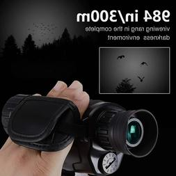 5x40 Night Vision Monocular, Used for Hunting and Observatio
