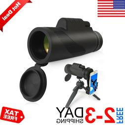 5ZOOM - High Power Prism Monocular Telescope - 2 DAYS FREE F