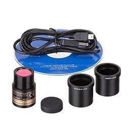 640x480 Pixel Still Photo & Live Video Microscope Imager USB