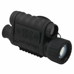 6x50mm HD Digital Night Vision Monocular with 1.5 inch TFT L