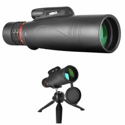 Gosky 8-24x 50mm Zoom Monocular Telescope with Handheld Trip