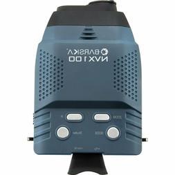 Barska NVX100 3x Night Vision Monocular with Built in Camera