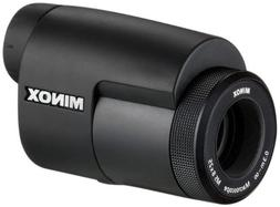 MINOX Minoscope MS Scope, 8x25mm, Black