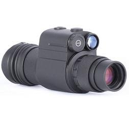 Night Optics D-300 Generation 2+ Standard Night Vision Monoc