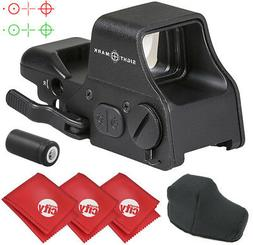 Sightmark Ultra Shot Plus Reflex Red Dot Rifle Sight w/ 3 Mi