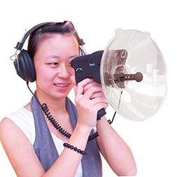Amplifier, KKmoon Outdoor Sound Amplifier 8X Zoom Nature Obs
