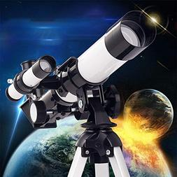 BeesClover Children Monocular Telescope with Tripod Portable