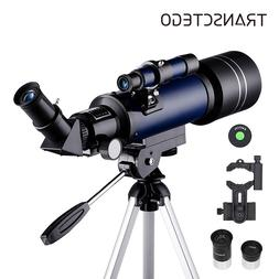Astronomical Telescope 70mm Refractor Telescope Moon Watchin