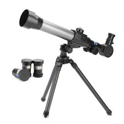 astronomical telescope monocular tripod kids toy 40x