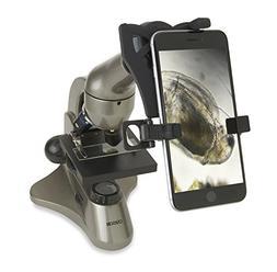 Carson Beginner 40x-400x Student Compound Microscope with Un