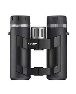 MINOX BL 8x33 Binocular – High Grade HD Glass w/ Advanced