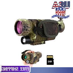 BOBLOV 5x8 Optical Zoom Digital Zoom Night Vision Infrared 1