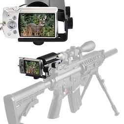 Cam Adapter Scope Camera Mount for Rifle Scope Sporting Hunt
