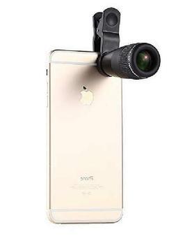 Wingspan Optics Capture Ultra-Lightweight iPhone Monocular -