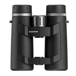 MINOX Comfort Bridge BL HD 8x44 BR Binocular 62235
