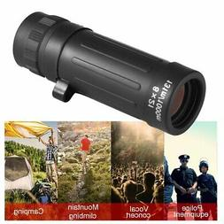 Compact Monocular Telescope Handy Scope for Sports Camping H