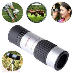 HDE Compact Zoom Binoculars Monocular Small Lens Telescopes