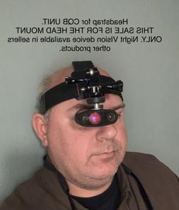 CQB Night Vision HEAD MOUNT ONLY