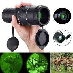 Day&Night Vision 16x52 HD Optical Monocular Hunting Camping