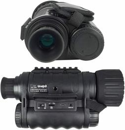 Digital Camera IR Monocular Night Vision Infrared Video HD C