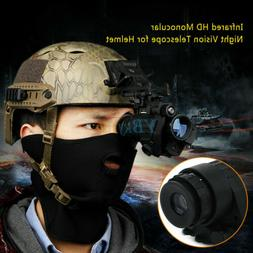 Digital Infrared IR Night Vision Device Helmet HD Telescope