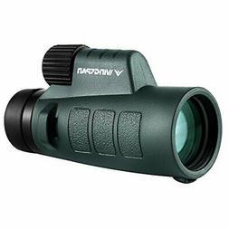 Wingspan Optics EagleEye 10X42 Compact Monocular with NEW Pr