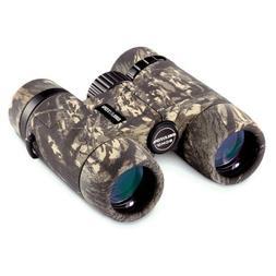 Brunton Echo 10x32 Mid Size Roof Prism Waterproof Binoculars