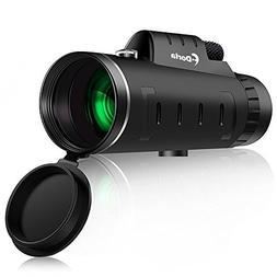 F.DORLA Roof Prism Binoculars for Adults, 10x42 HD Professio