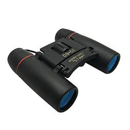 GenLed Folding Binoculars, Professional Compact Optics HD 30