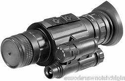 Luna Optics Gen-2+ 1X Elite Series Mini Monocular
